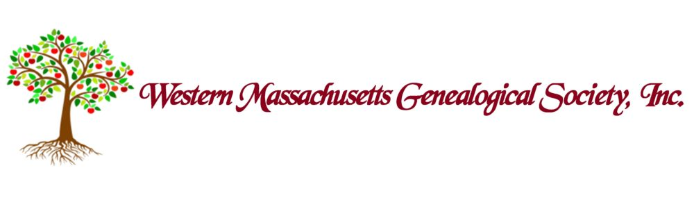 Western Massachusetts Genealogical Society, Inc.
